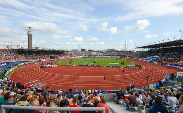 EK atletiek Olympisch Stadion
