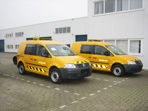 Beletteren Bedrijfsauto - Gelderland