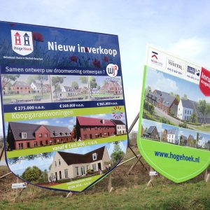 Bouwbord Hoge Hoek